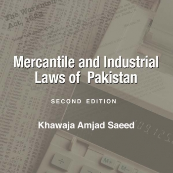 Mercantile and Industrial Laws of Pakistan Second Edition