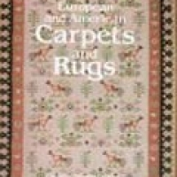 EURIPEAN AND AMERICAN CARPETS AND RUGS (hb)1990