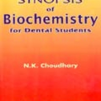 SYNOPSIS OF BIOCHEMISTRY FOR DENTAL STUDENTS (pb)2009