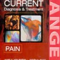CURRENT DIAGNOSIS AND TREATMENT PAIN (pb)2010