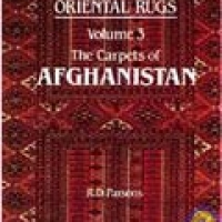 ORIENTAL RUGS: THE CARPETS OF AFGHANISTAN VOL-3 (hb)1992