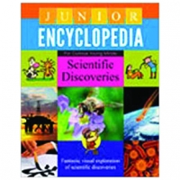 JUNIOR ENCYCLOPEDIA SCIENTIFIC DISCOVERIES (hb)