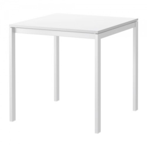 White Dining Table Small