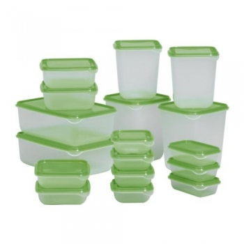 17 Piece Container