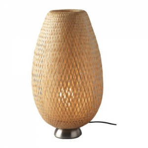 Cane rattan Table Lamp